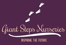 Giant Steps Nursery Child Care in Durham LOGO